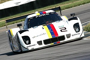 Grand-Am Race report Starworks takes Brickyard Grand Prix victory and the NAEC championship