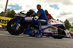 NHRA Qualifying report Arana family spicing up Pro Stock Motorcycle racing at Sonoma