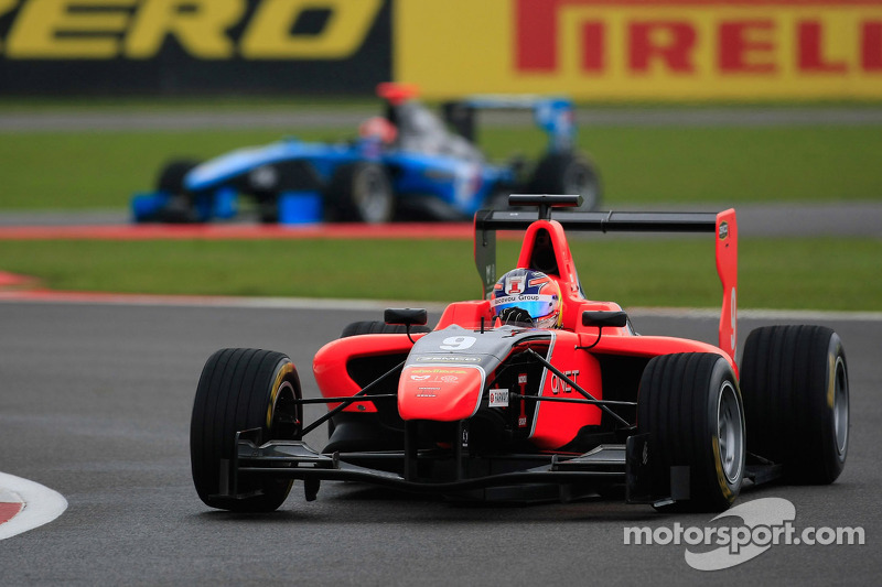 Frustrating weekend in Budapest for Marussia Manor Racing