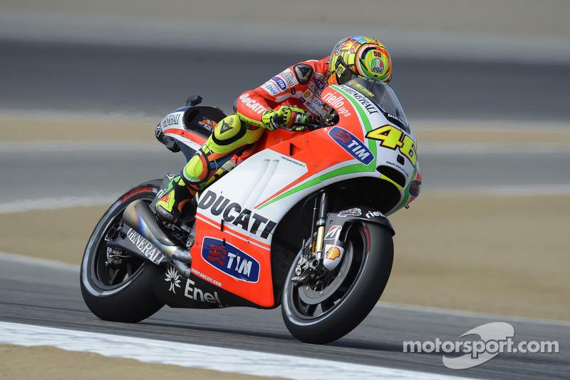 Rossi hails Ferrari's 2012 recovery