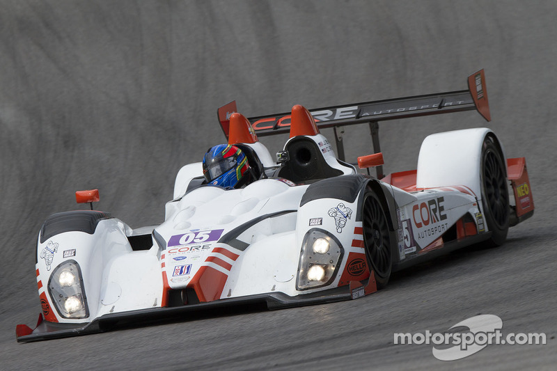 CORE autosport looks for victory at Mid-Ohio
