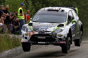 WRC Special feature Ken Block's WRC Finland Video Blog: Episode 3