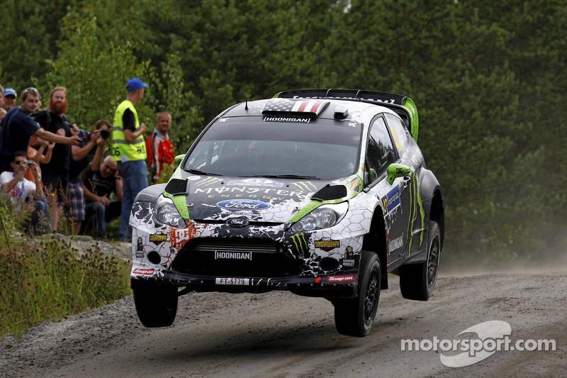 Ken Block's WRC Finland Video Blog: Episode 3
