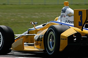 IndyCar Practice report Team Penske has mixed results in Mid-Ohio Friday practice