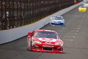 NASCAR Cup Qualifying report Montoya leads Team Chevy drivers by taking Pocono pole