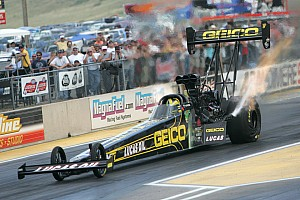 NHRA Qualifying report Top Fuel driver Lucas ready for Sunday showdown in Seattle
