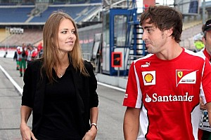 Formula 1 Breaking news Alonso and his Russian model, Dasha, jet off to private holiday