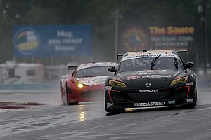 Grand-Am Race report SpeedSource hard weekend in return to Watkins Glen