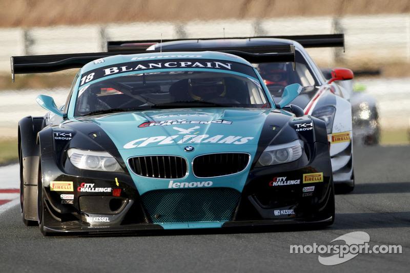 Slovakian 1-2 for Vita4One Racing