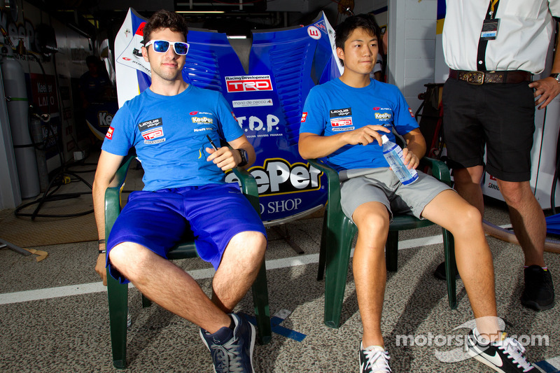 Caldarelli scores maiden Super GT podium finish at Suzuka