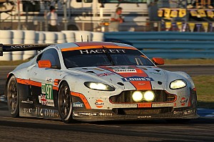 WEC Preview Aston Martin to field a trio of Vantage GTEs at home round of WEC