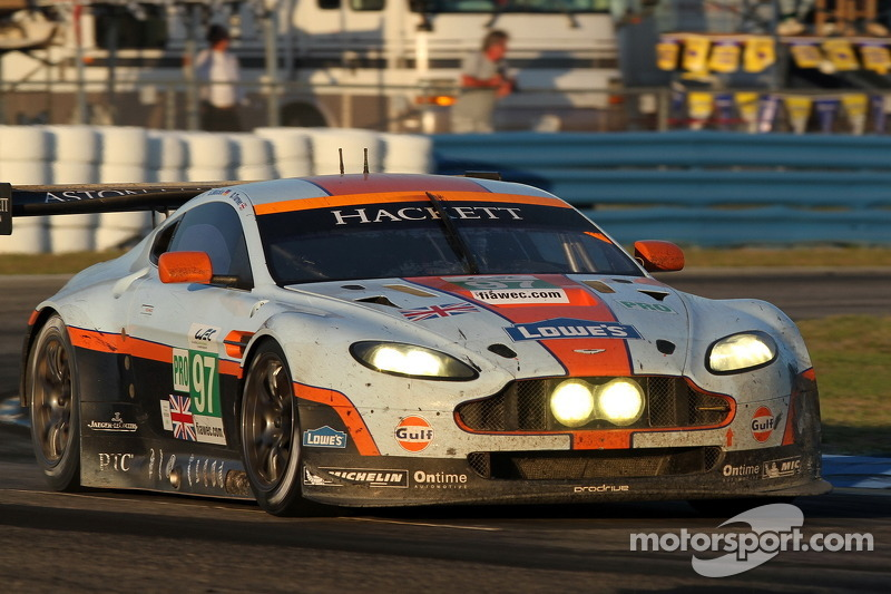 Aston Martin to field a trio of Vantage GTEs at home round of WEC