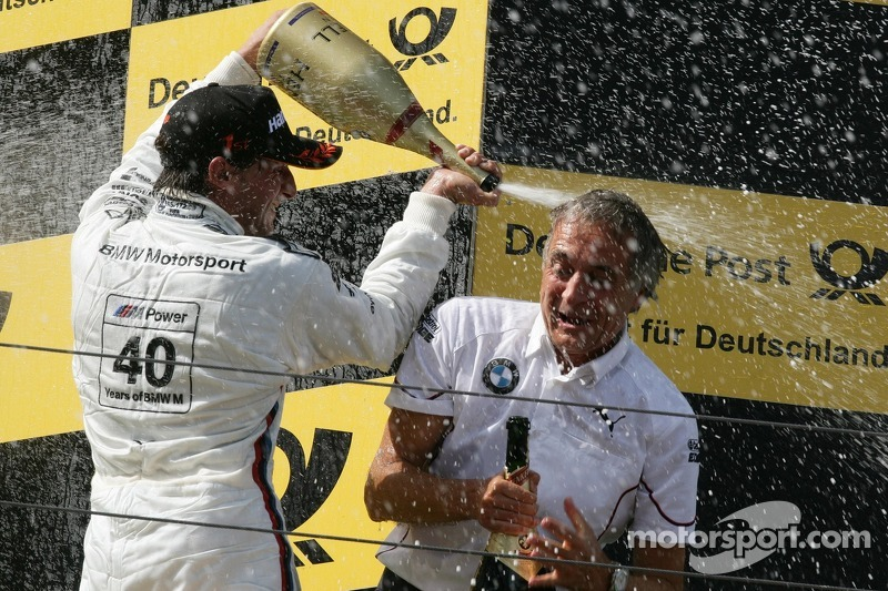 BMW: Spengler and Lamm on their emotions of Nürburgring victory