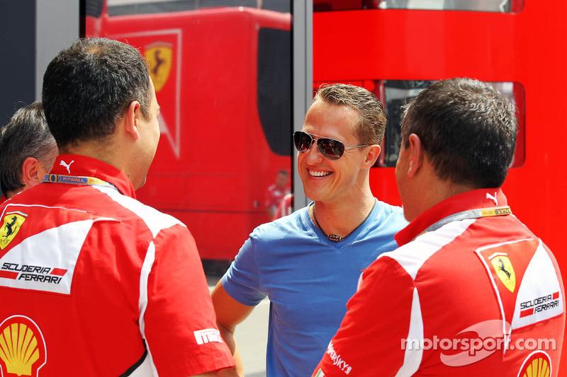 Frentzen says Schumacher scotched comeback hopes