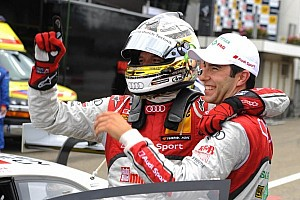 DTM Qualifying report Scheider claims pole position at Zandvoort