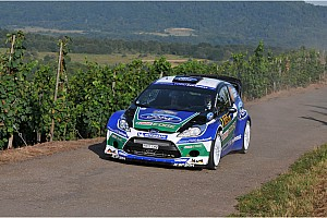 WRC Leg report Latvala marches into second as going turns tough in Germany
