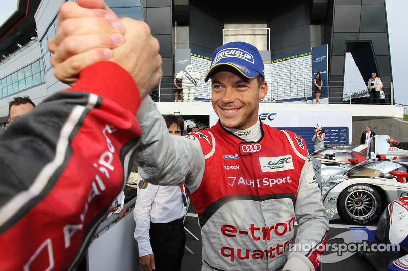 Audi Sport Team Joest are World Champions with Silverstone win