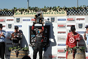 IndyCar Race report Briscoe claims win at GoPro Grand Prix of Sonoma