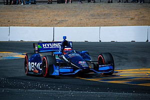 IndyCar Press conference Barrichello on Sonoma race: Good result for a well-played day