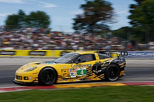 ALMS Preview Chevrolet Racing's GT championship battle resumes Saturday in Baltimore