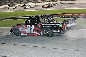 NASCAR Truck Preview Buescher and the No. 31 team head to Atlanta Motor Speedway