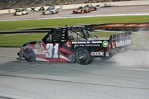 NASCAR Truck Preview Buescher and the No. 31 team head to Atlanta Motor Speedway
