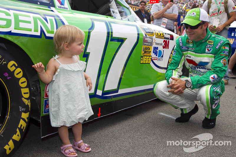 Kenseth looking forward to racing at Atlanta