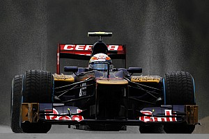 Formula 1 Qualifying report Toro Rosso qualify 15th and 16th at Spa