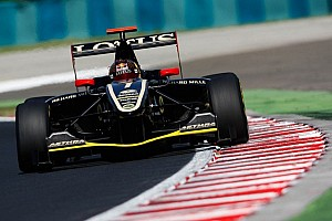GP3 Race report Abt achieves maiden win in Spa on Saturday