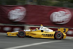 IndyCar Race report Team Penske posts trio of top-10 finishes at Baltimore