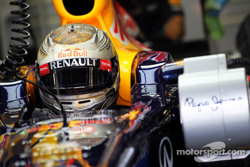 Difficult qualifying for Red Bull at Monza