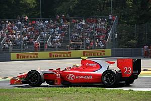 GP2 Race report Arden's Razia does not score points at Monza