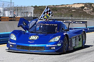 Grand-Am Race report Segal,Assentato clinch GT title, Westbrook and Garcia take DP win at Laguna Seca