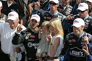 NASCAR Cup Interview