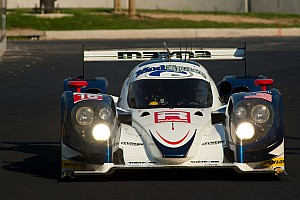 ALMS Qualifying report Dyson's Guy Smith was a front-row qualifier today at VIR