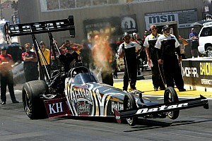 NHRA Qualifying report Langdon, Wilkerson, Nobile and Hines score No. 1 starting positions at Charlotte