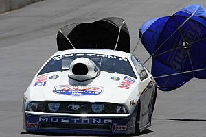 NHRA Race report Morgan moves up Pro Stock ladder with round win in Charlotte