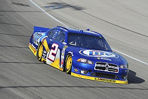 NASCAR Cup Preview Series point leader Keselowski preview for Sylvania 300