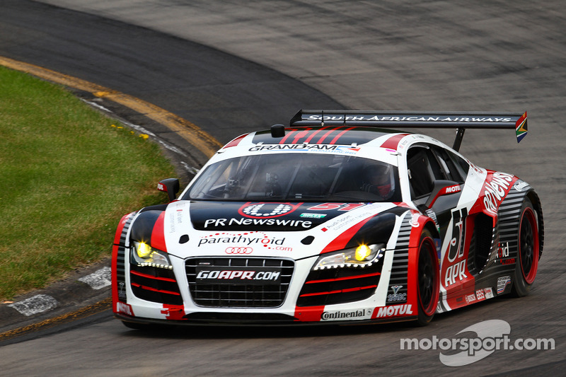 APR Motorsport will close out first season at Lime Rock