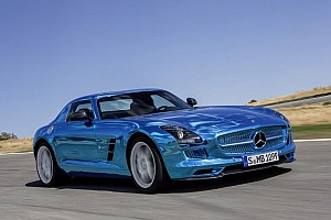 Automotive Special feature Mercedes-Benz unveils world's most powerful electric super sports car