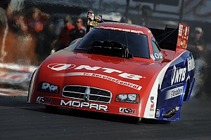NHRA Preview Johnny Gray ready to up his game at Gateway Motorsports Park