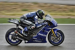 MotoGP Practice report Spies tops Aragon Free Practice washout