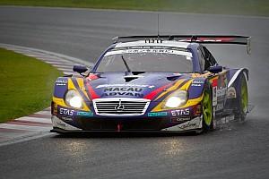 Super GT Qualifying report Couto hands WedsSport ADVAN team maiden pole at Autopolis circuit