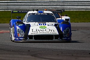 Grand-Am Race report Michael Shank Racing has hard day in Lime Rock finale