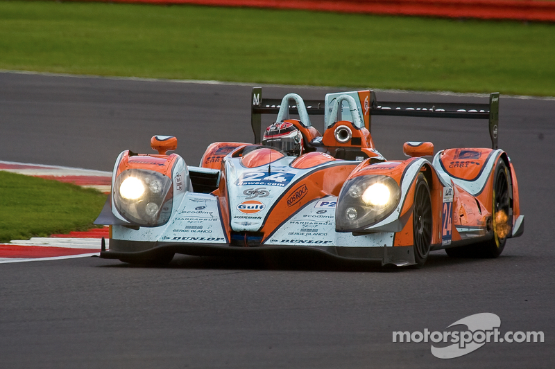OAK Racing battles back to finish fourth in Bahrain