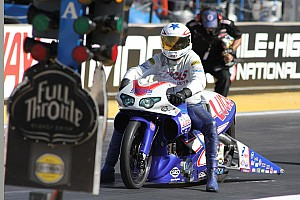 NHRA Race report Top PSM qualifier Arana Jr. races to semifinal finish in St. Louis
