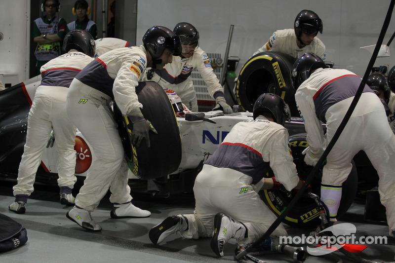 Pirelli's Hembery: Hard-soft combination for more strategies at Suzuka