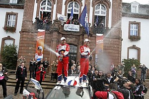 WRC Breaking news Loeb takes an amazing 9th World Rally Championship