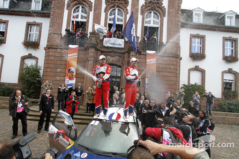 Loeb takes an amazing 9th World Rally Championship