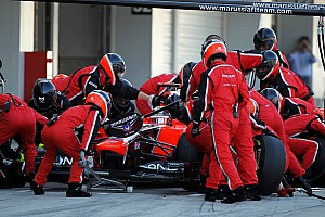 Formula 1 Race report Glock delivered a gritty drive for Marussia in Japanese GP